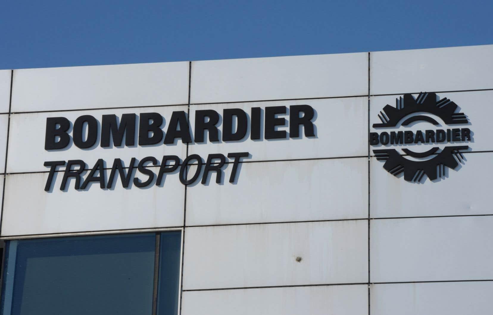 Alstom avait notifié mi-juin à Bruxelles le projet de rachat de son concurrent Bombardier Transport pour 6milliards d'euros, une opération qui doit être finalisée au premier semestre 2021.