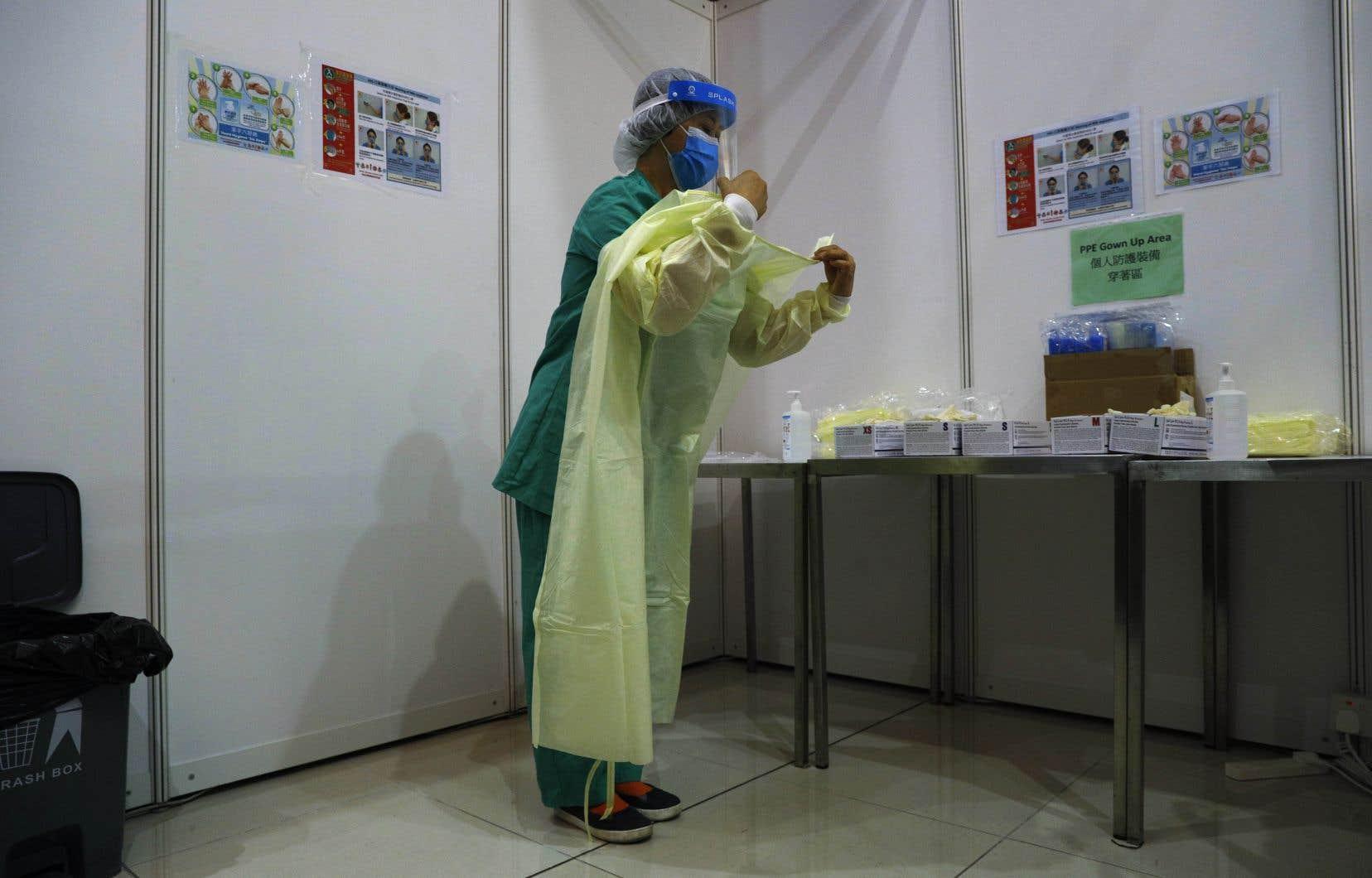 La pandémie a fait plus de 680 000 morts dans le monde en date du 1er août.