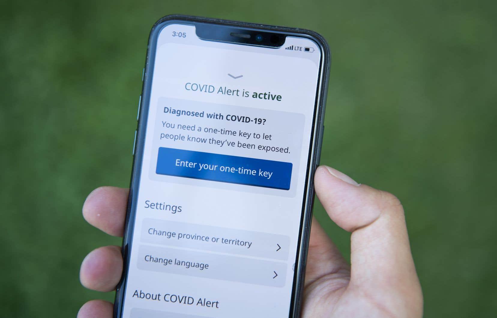 L'application nécessite que les utilisateurs aient des téléphones Apple ou Android fabriqués au cours des cinq dernières années et un système d'exploitation relativement nouveau.