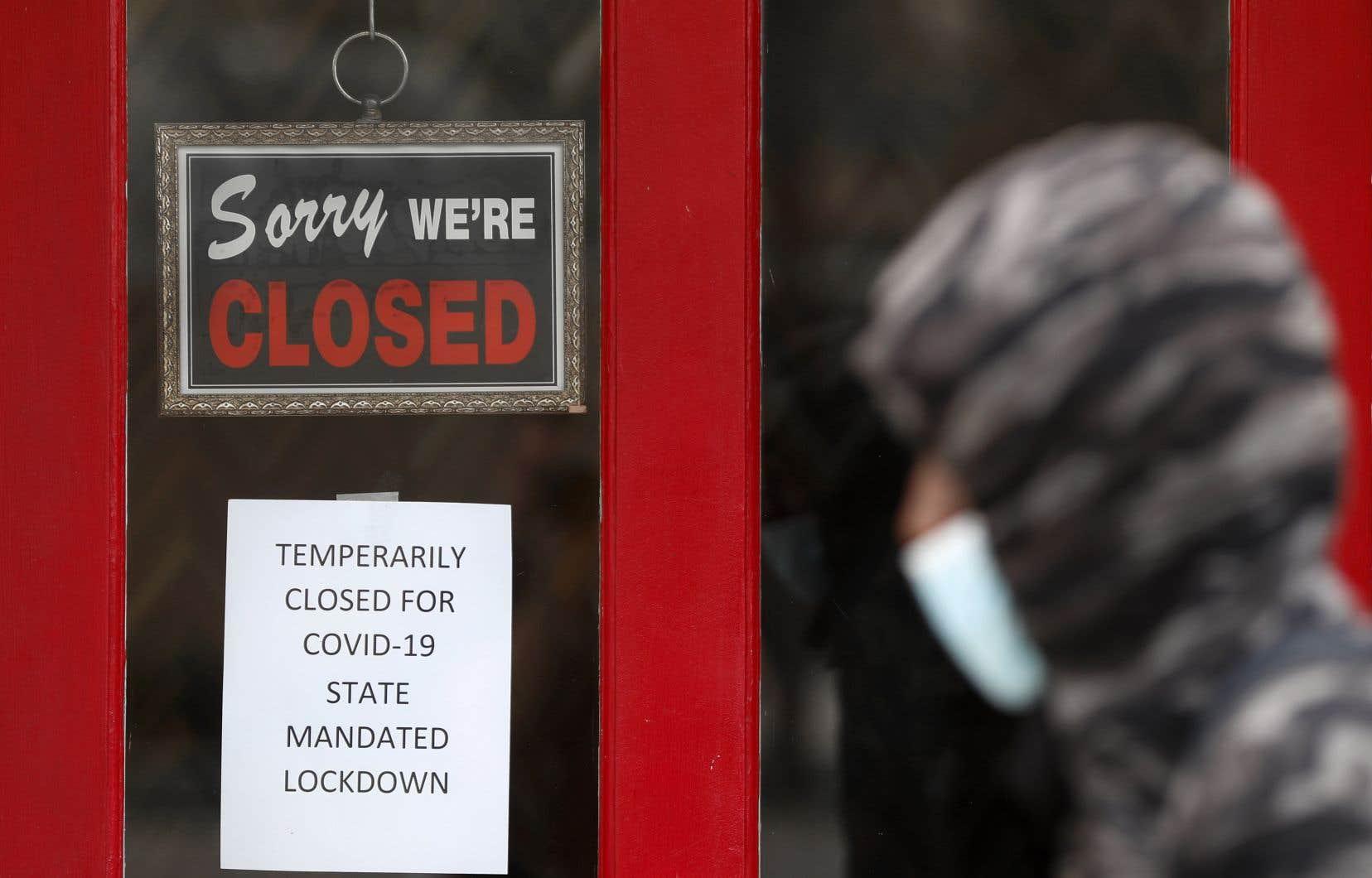 La Maison-Blanche et le Congrès américain tentaient toujours lundi de se mettre d'accord sur les aides supplémentaires à apporter aux millions de chômeurs.