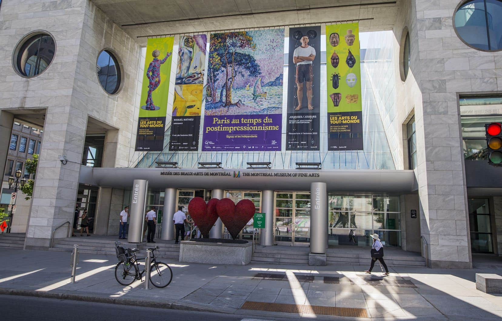 Le CA du Musée des beaux-arts de Montréal a rejeté la demande de convocation d'une assemblée spéciale des membres du Musée, réclamée par pétition.