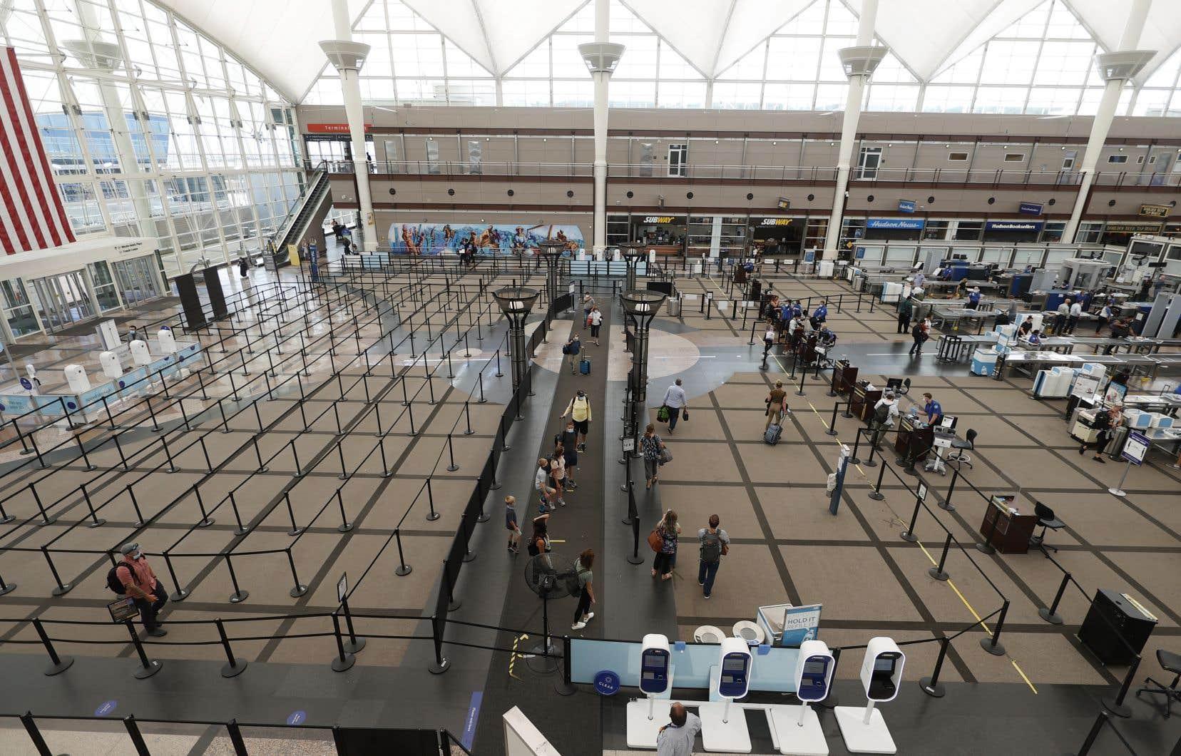 Le département d'État américain a indiqué revenir à son système précédent de conseils aux voyageurs basés sur les risques présentés par chaque pays.