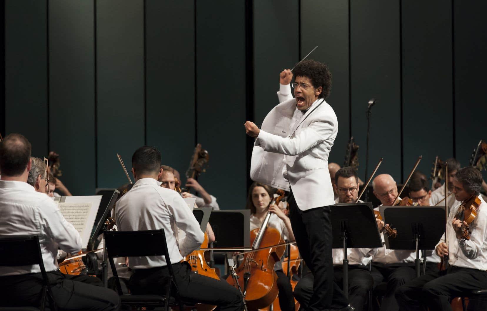 Samedi, Lanaudière rediffusera le concert donné sous la direction de Rafael Payare le 27juillet 2019.