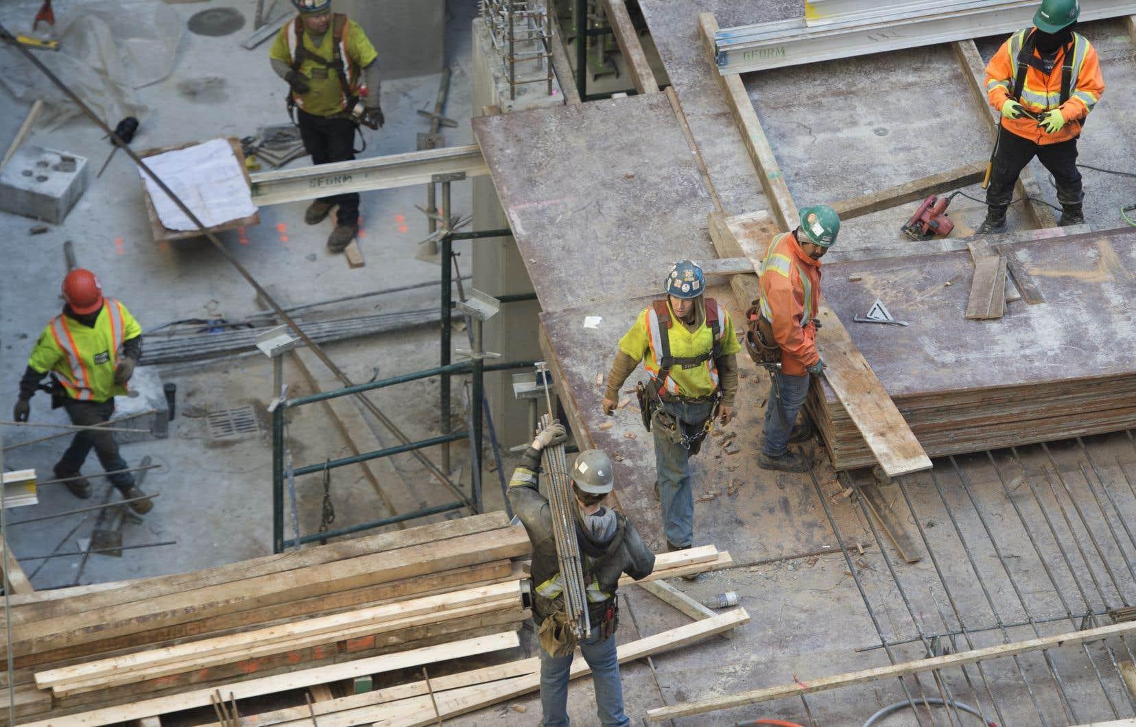 L'emploi a augmenté de 576 000 au Québec en juillet.