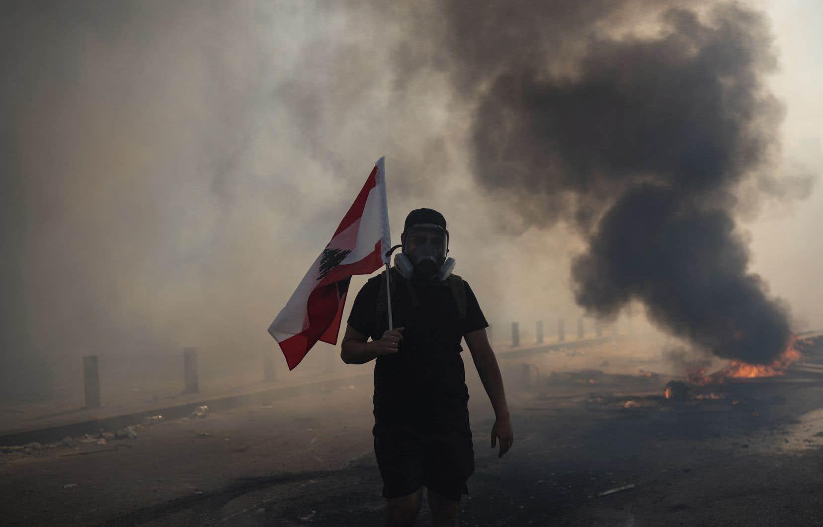 Le drame a alimenté la colère des Libanais contre un pouvoir qu'ils jugent inepte et corrompu.