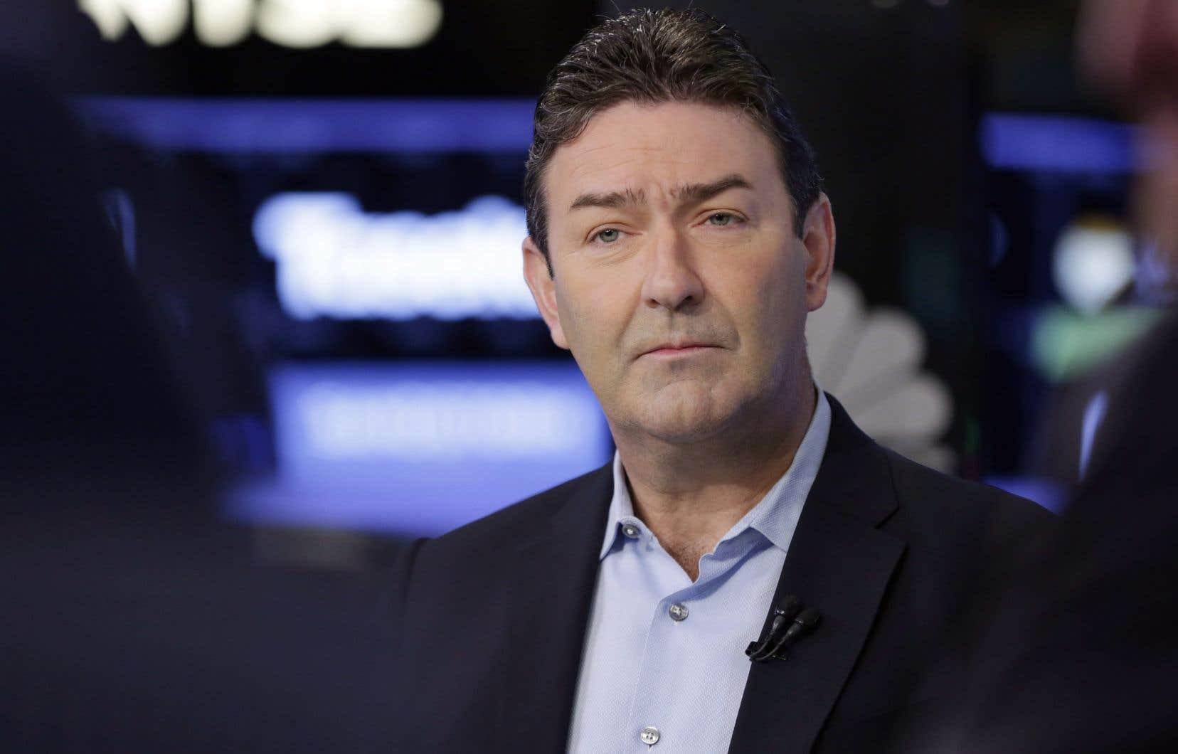 Le conseil d'administration de McDonald's a poussé Steve Easterbrook à démissionner en novembre 2019 pour avoir entretenu des liaisons avec des employées.