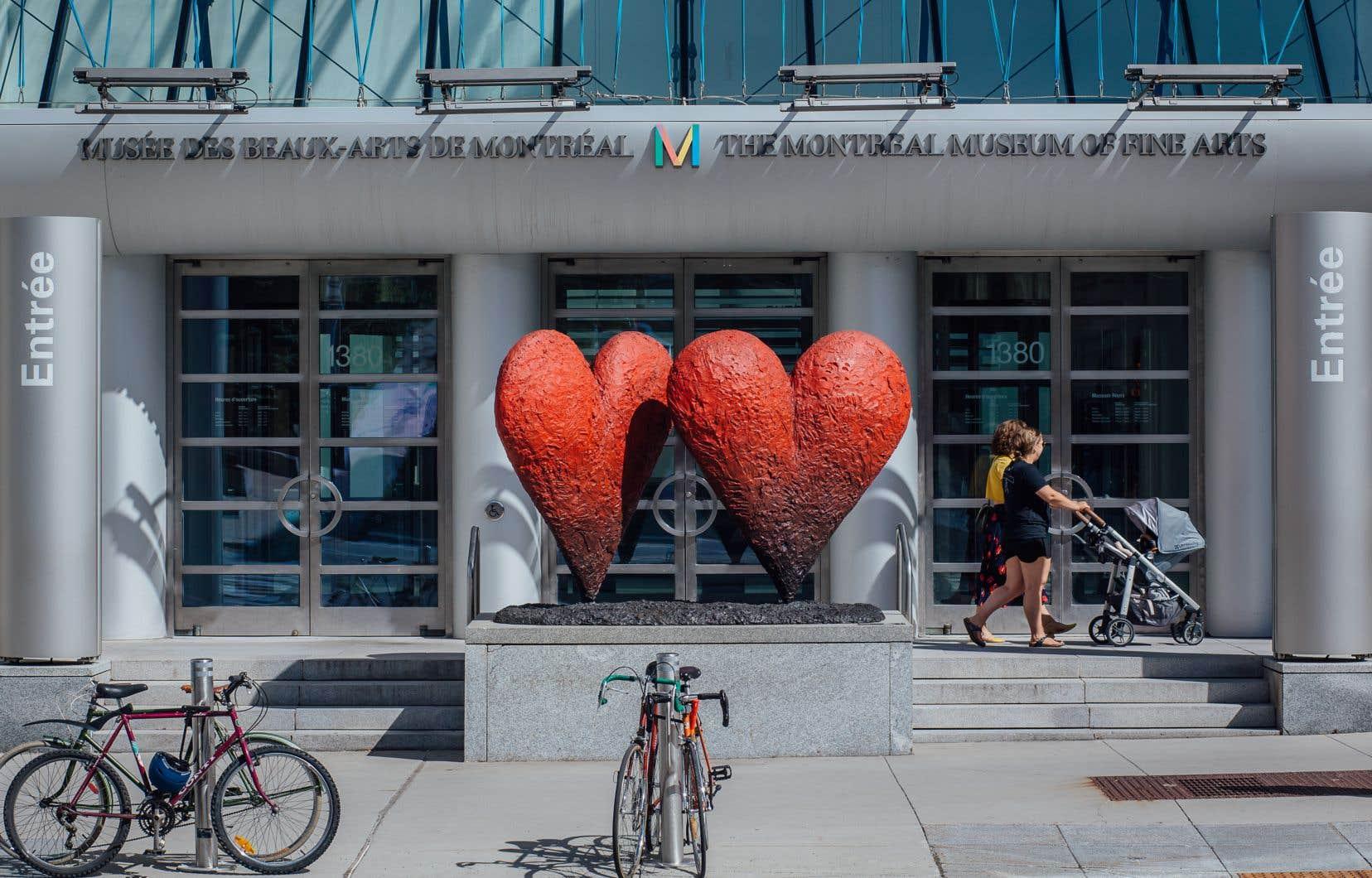 Dans leur lettre, des employés du Musée des beaux-arts de Montréal font état d'un climat de «peur» et de «stress», affirmant que les employés n'avaient jamais leur mot à dire.