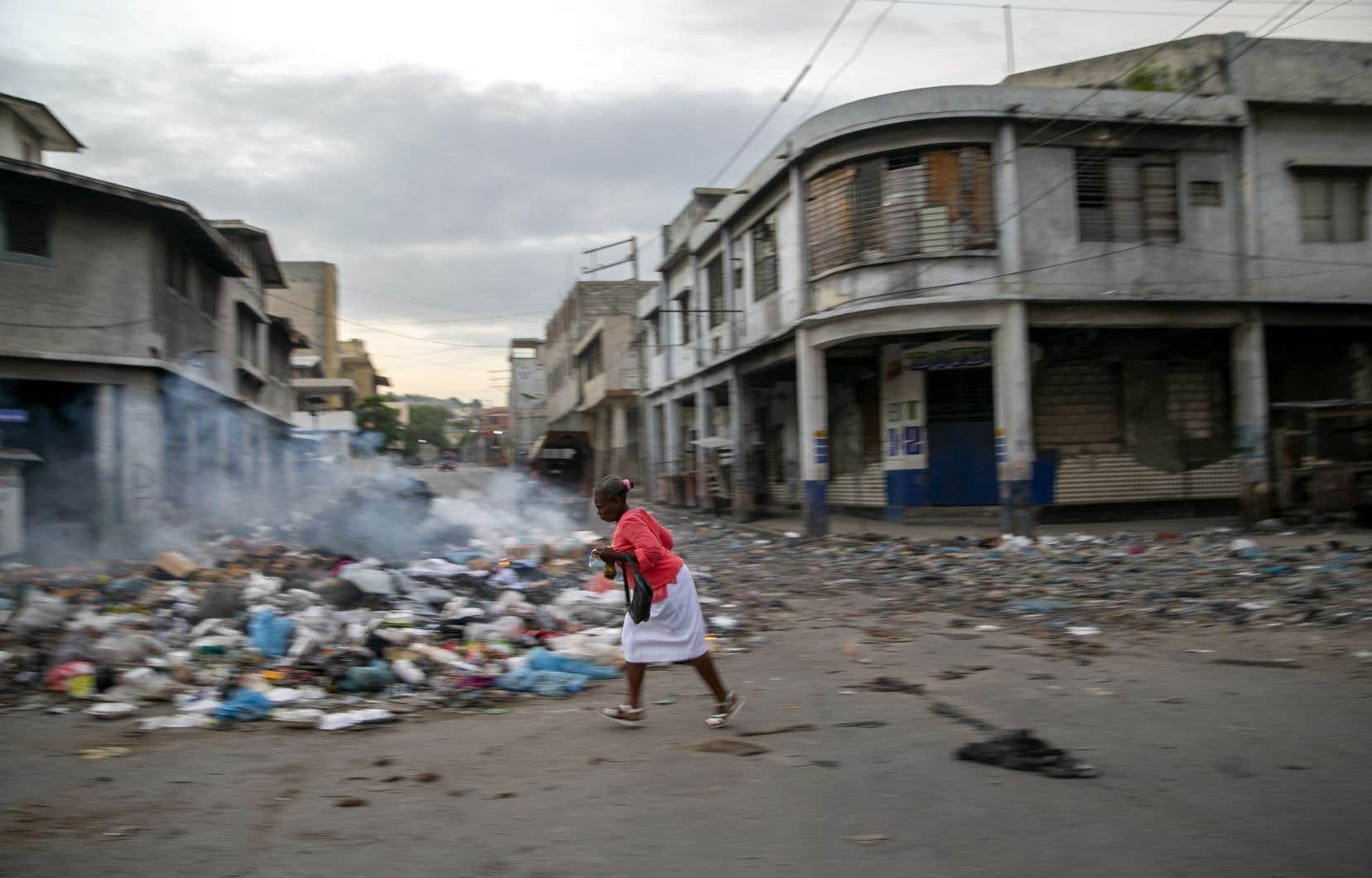 La violence liée aux gangs a fait au moins 159 morts dans le pays cette année.