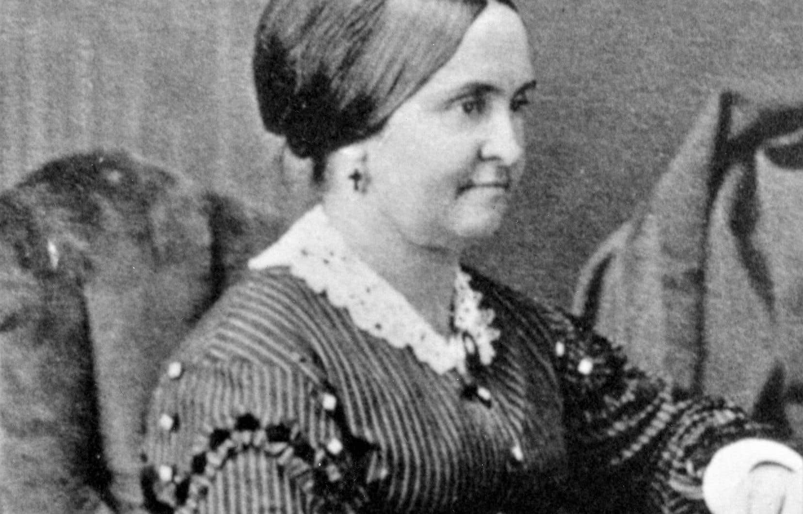 Rosalie Dessaulles-Laframboise,nièce de Louis-Joseph Papineau