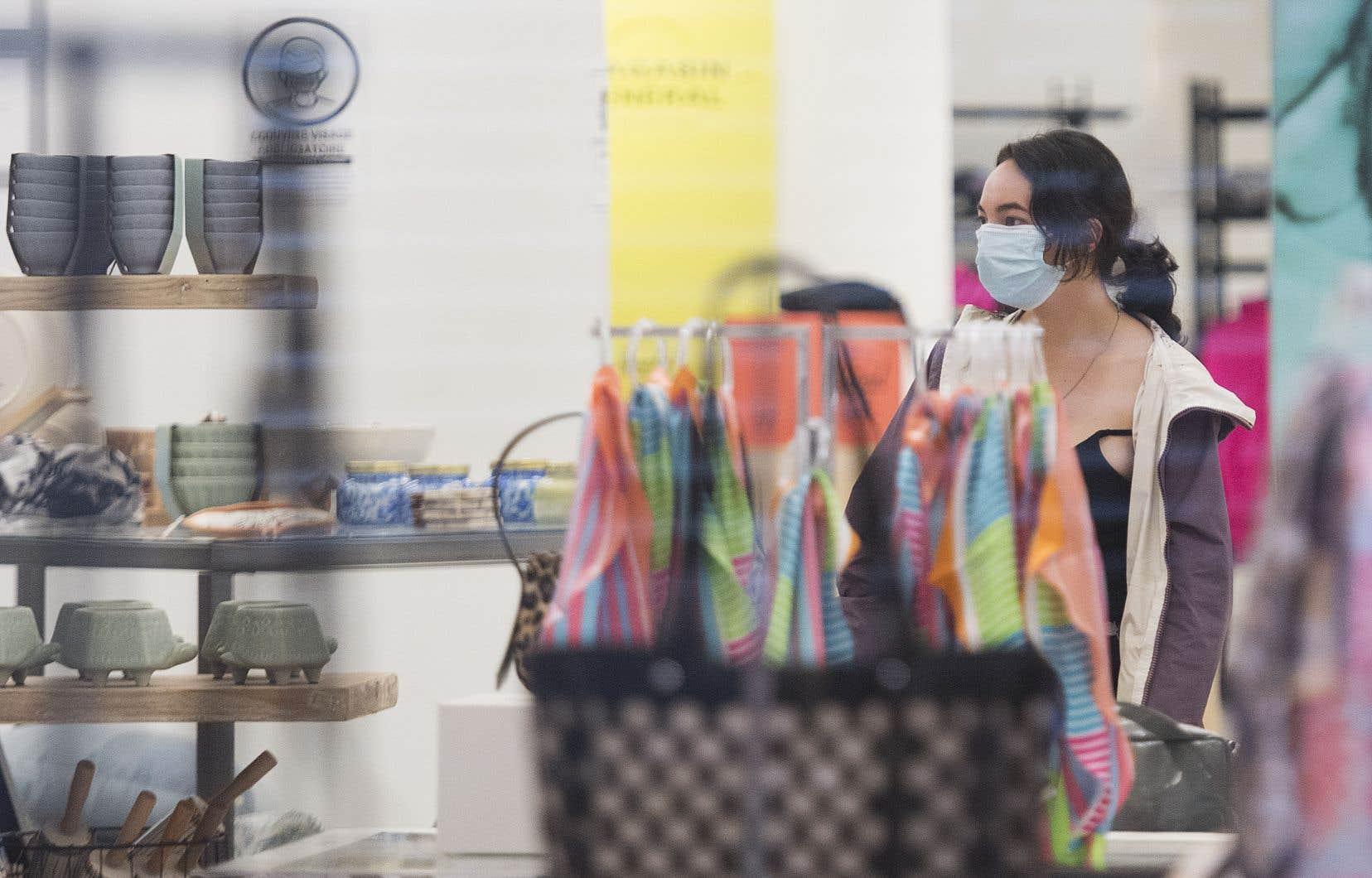Certaines entreprises du commerce de détail ont droit à une subvention pour la transformation numérique de leurs activités, entre autres, pour répondre aux effets de la pandémie.