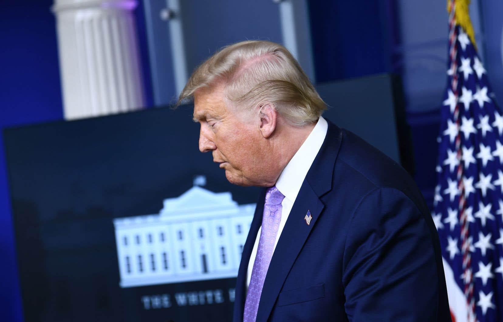 Donald Trump a construit sa carrière politique sur la remise en question de la légitimité d'opposants politiques.