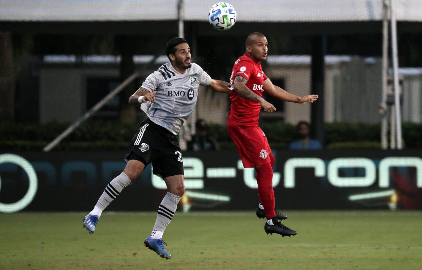 La MLS a annoncé jeudi un calendrier opposant les clubs canadiens. L'Impact de Montréal jouera trois matchs contre le Toronto FC et trois autres contre les Whitecaps.