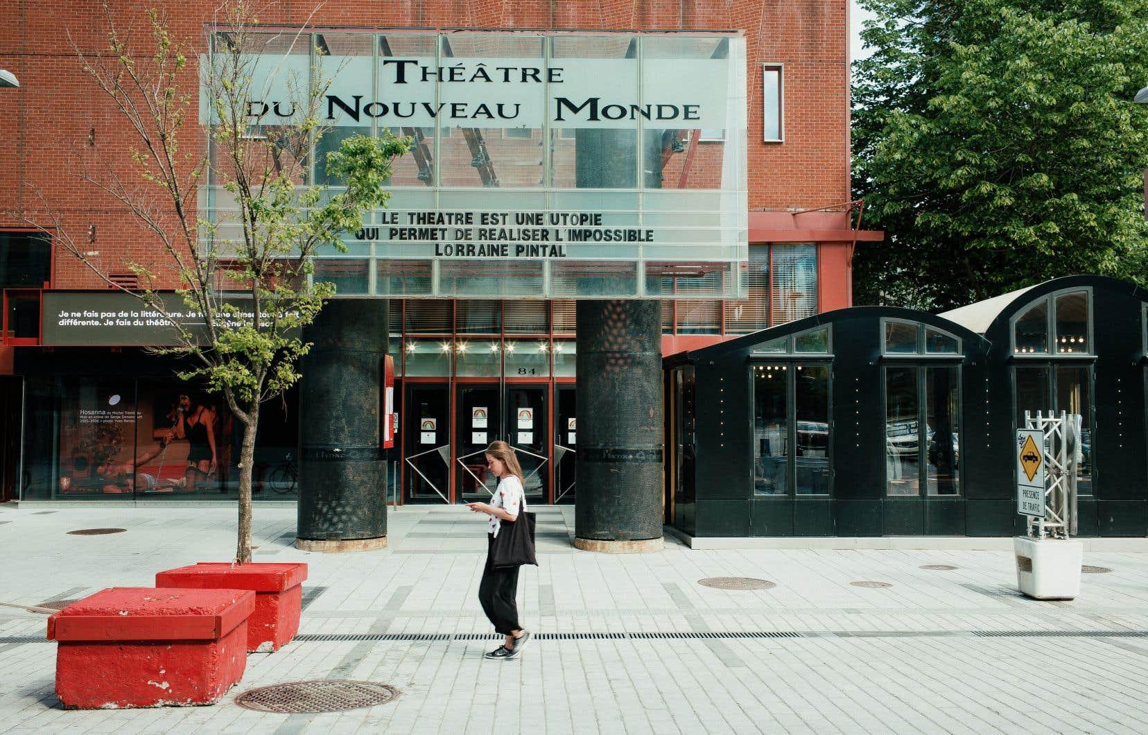 Le TNM s'allie à l'Orchestre métropolitain de Montréal pour donner en octobre deux spectacles musicaux dirigés par Yannick Nézet-Séguin.