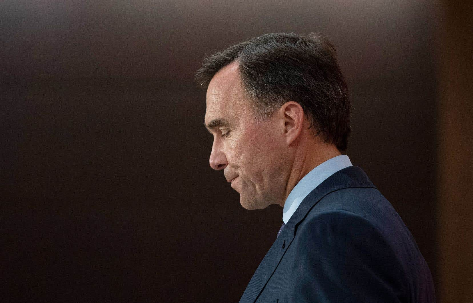 Dans les derniers jours, plusieurs médias avaient rapporté de profonds différends entre Justin Trudeau et Bill Morneau.