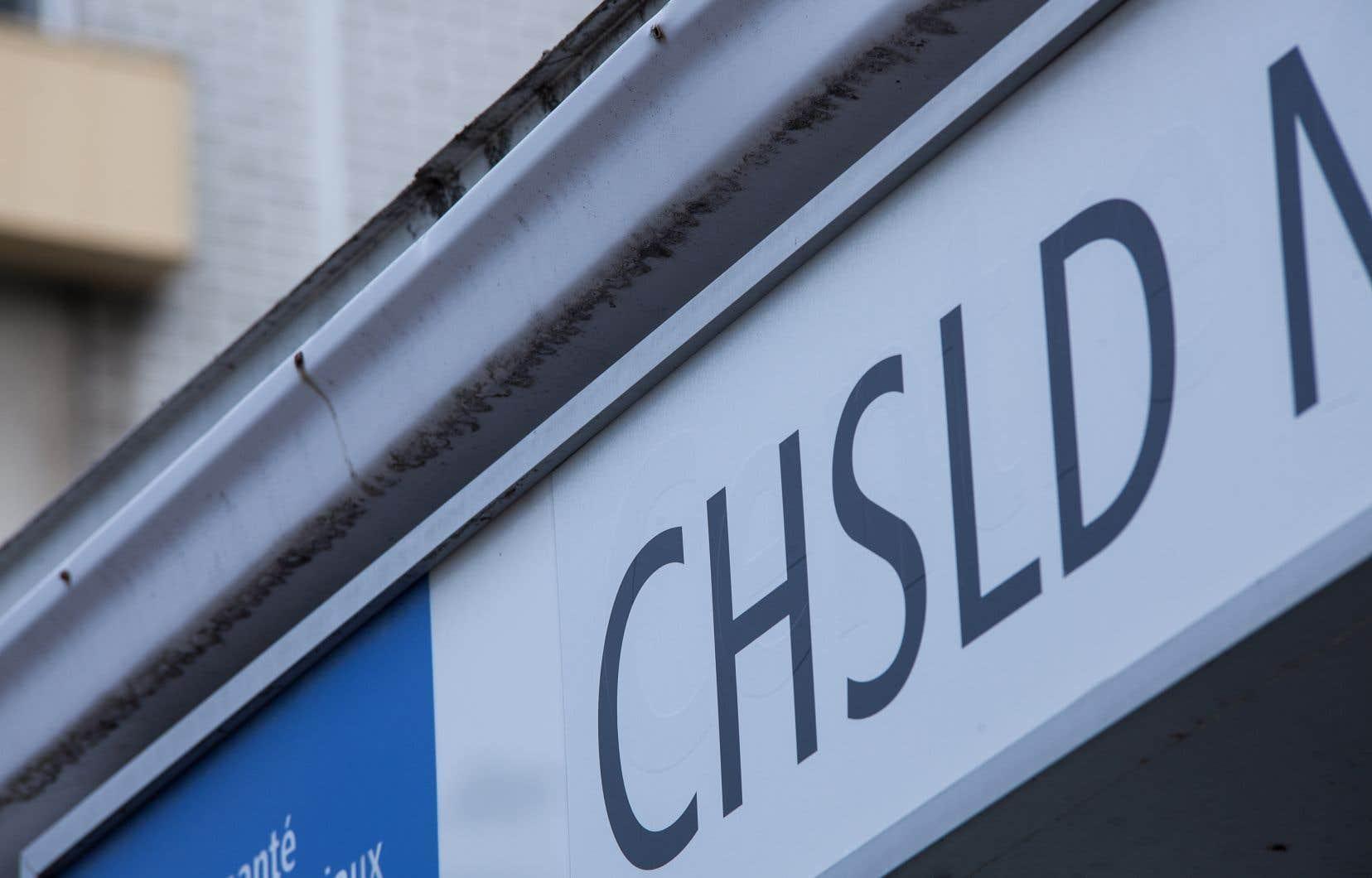 Le gouvernement du Québec prévoit un recrutement massif de préposés dans les CHSLD et interdire la mobilité de la main-d'œuvre.