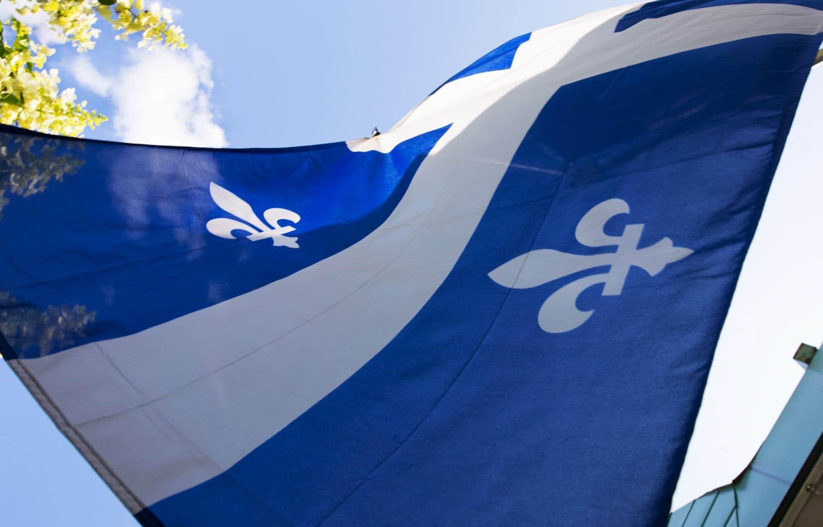 «La loi 101 a permis au Québec de s'affirmer, de viser haut et de se tenir droit, en faisant du français l'instrument l'amenant à s'inscrire dans l'Histoire et à assurer sa cohésion sociale», écritSimon Jolin-Barrette.