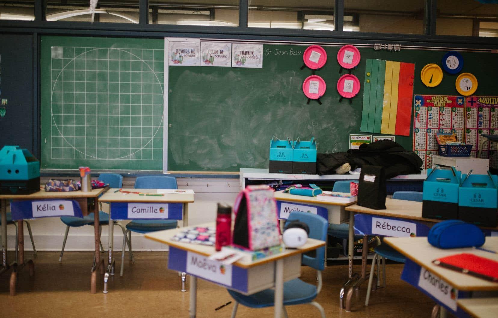 Le financement sera alloué en fonction du nombre d'élèves dans chaque province et territoire.