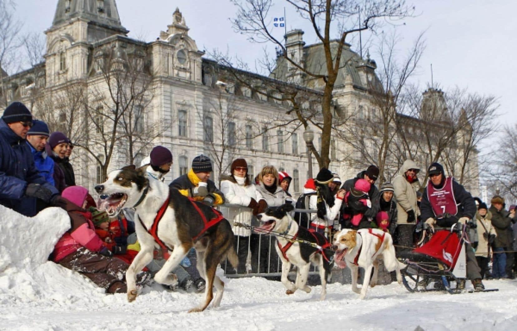 Il y a presque 60 ans, le Carnaval a été l'une des premières activités à faire la promotion de l'hiver au Québec. <br />