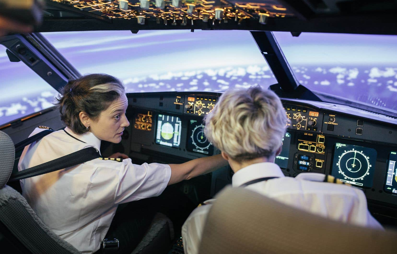 Le cégep de Chicoutimi, qui offre en exclusivité depuis un demi-siècle la formation en pilotage, fait désormais face à deux concurrents privés.