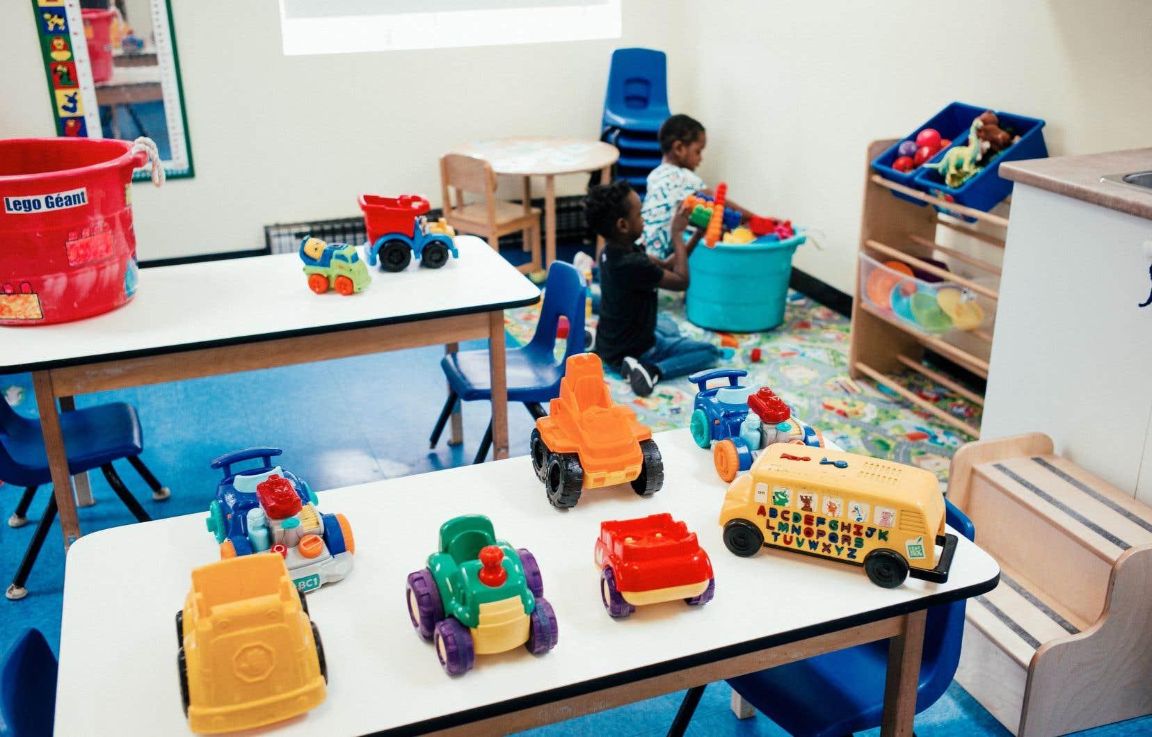 Entre 2018 et 2019, plus de 4000 nouveaux enfants se sont ajoutés à la liste d'attente de La Place 0-5, l'unique porte d'entrée pour obtenir une place en CPE ou en garderie privée au Québec.
