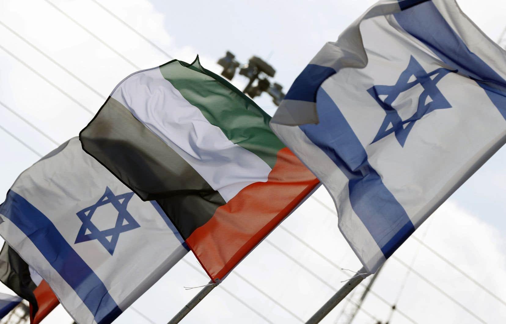 «Cet accord de paix a établi un avenir visionnaire de prospérité dans la région pour les générations à venir», pense l'auteur.