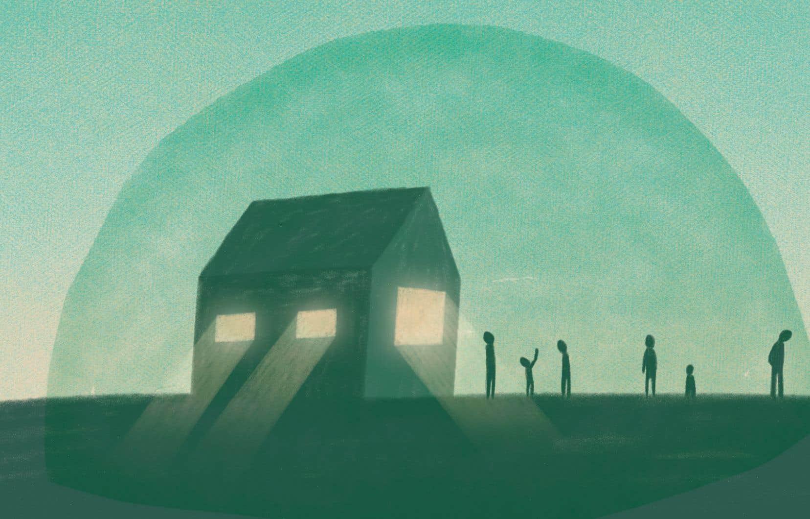Au-delà de l'effet réconfortant, le fait de rester dans sa «bulle» est carrément un réflexe de survie, croit Garine Papazian-Zohrabian, psychologue et professeure au Département de psychopédagogie et d'andragogie de l'Université de Montréal.