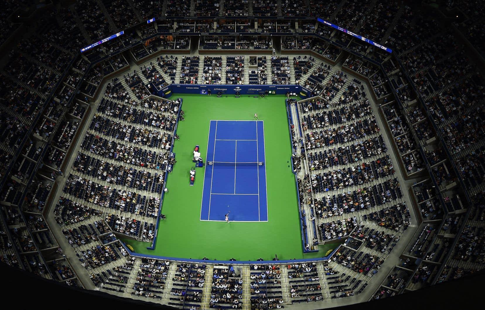 Cette année, il n'y aura pas de spectateurs au Billie Jean King National Tennis Center.