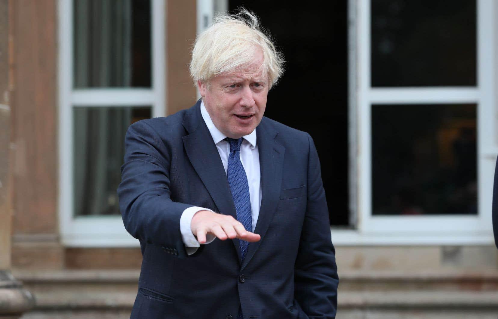 Le gouvernement conservateur de Boris Johnson a été vertement critiqué pour ne pas avoir compris suffisamment tôt l'ampleur de la crise sanitaire.