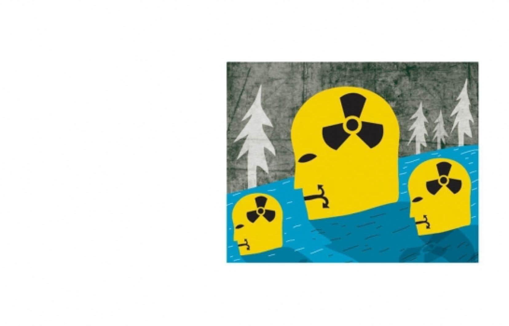La Commission canadienne de sûreté nucléaire (CCSN) vient de donner l'autorisation à Bruce Power d'acheminer 16 générateurs de vapeur contaminés par bateau jusqu'en Suède, en dépit de l'opposition de nombreuses villes situées le long du Saint-Laurent, de plusieurs groupes écologistes, de médecins, de scientifiques et de citoyens bien informés.
