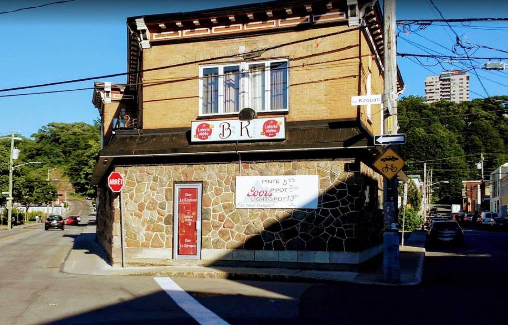 Le bar Kirouac a annoncé lundi qu'il fermait ses portes jusqu'au 9 septembre.