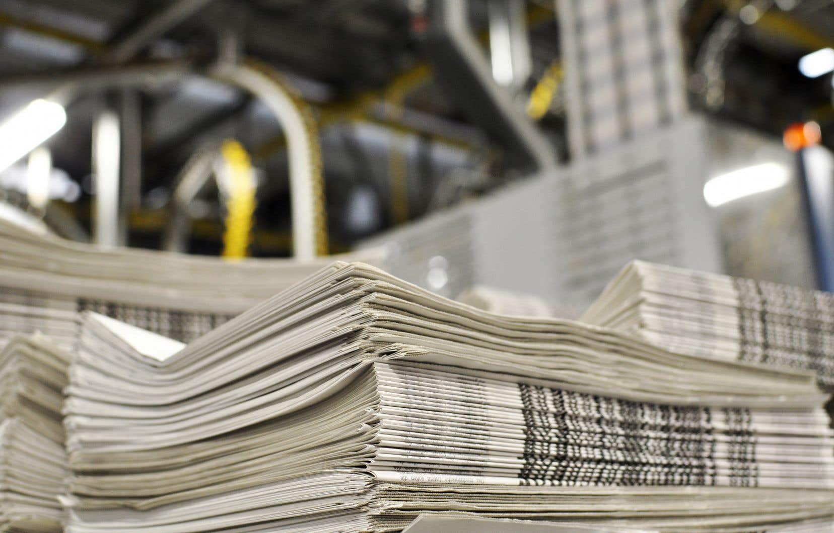 Ottawa espère proposer un projet de loi rapidement, idéalement d'ici la fin de l'année ou alors en 2021, qui obligerait les plateformes numériques à dédommager les médias traditionnels lorsqu'elles partagent leur contenu.