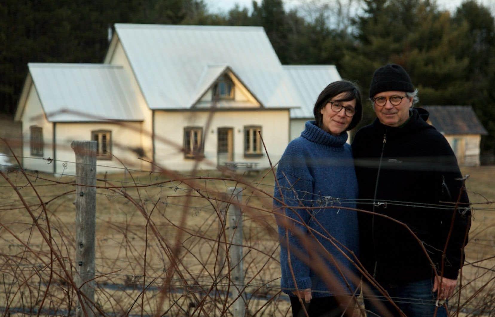 Elaine Éthier et Georges Archambault