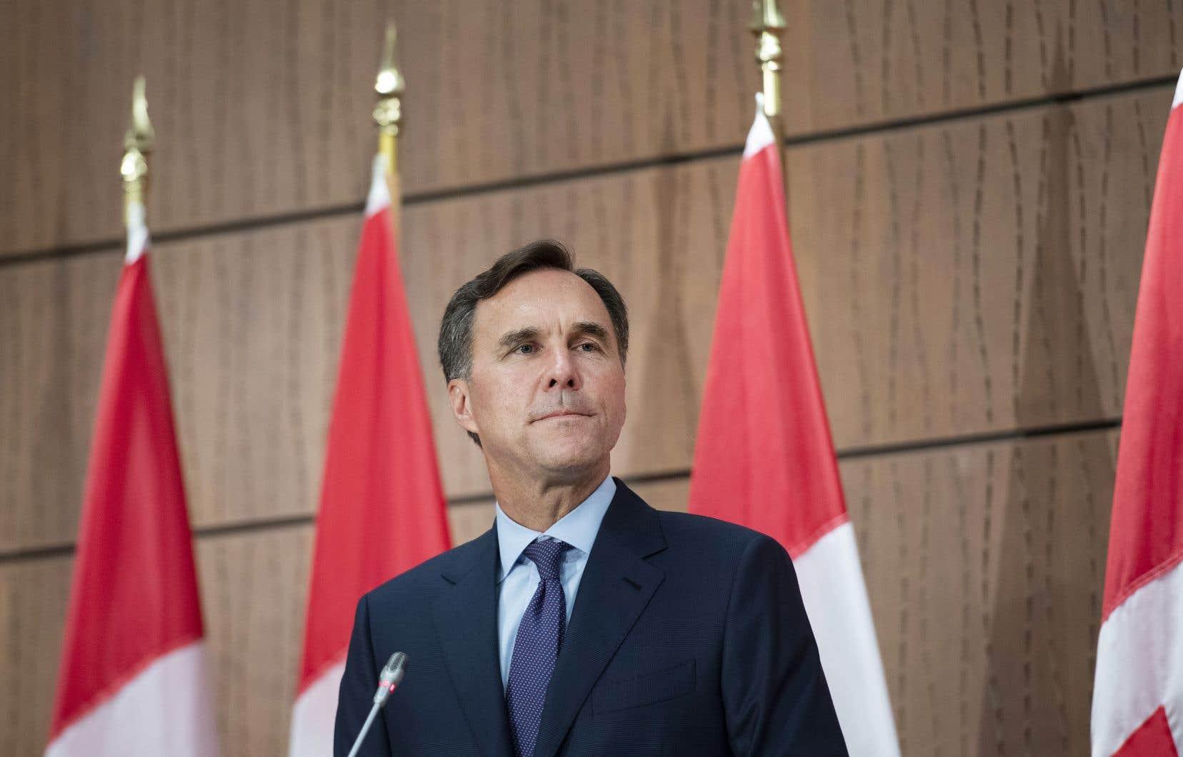 Bill Morneau a démissionné de son poste de ministre des Finances et de député fédéral à la mi-août, dans la foulée du scandale UNIS.