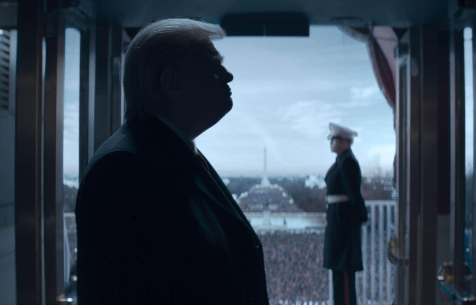 «The Comey Rule», avec Brendan Gleeson dans le rôle du président Donald Trump