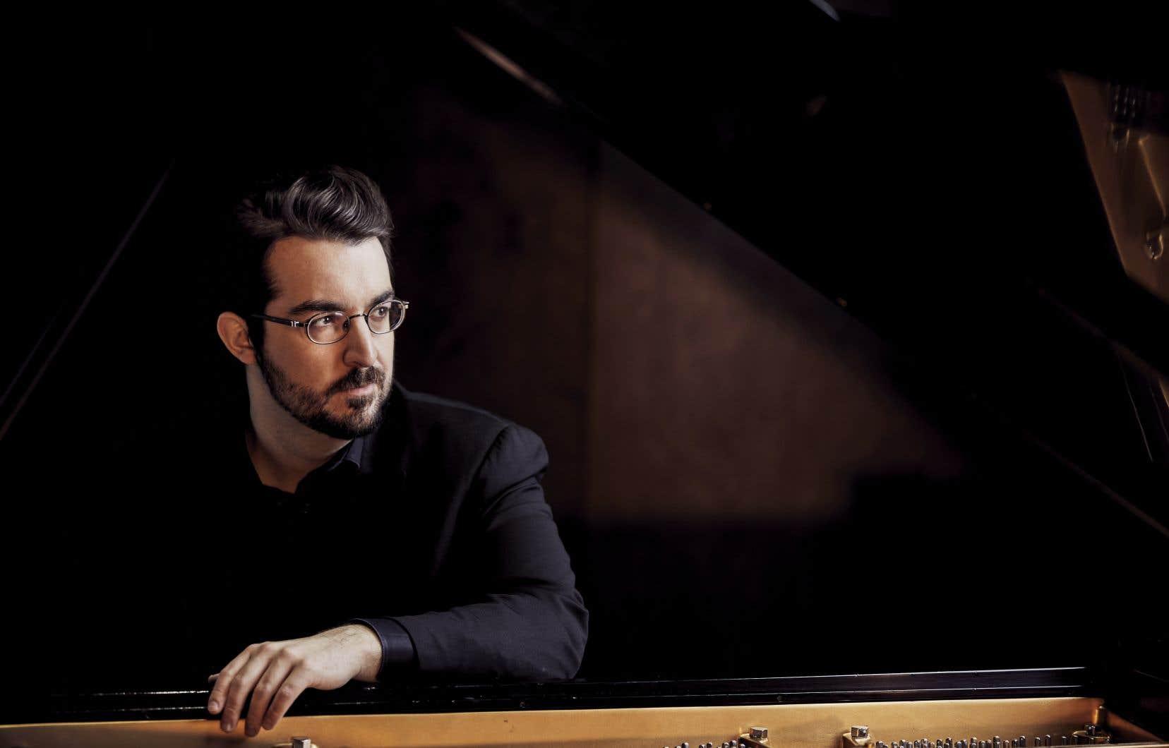 Charles Richard-Hamelin sera à Québec pour les «Préludes» de Chopin entre ses deux concerts à la salle Bourgie de Montréal en octobre.