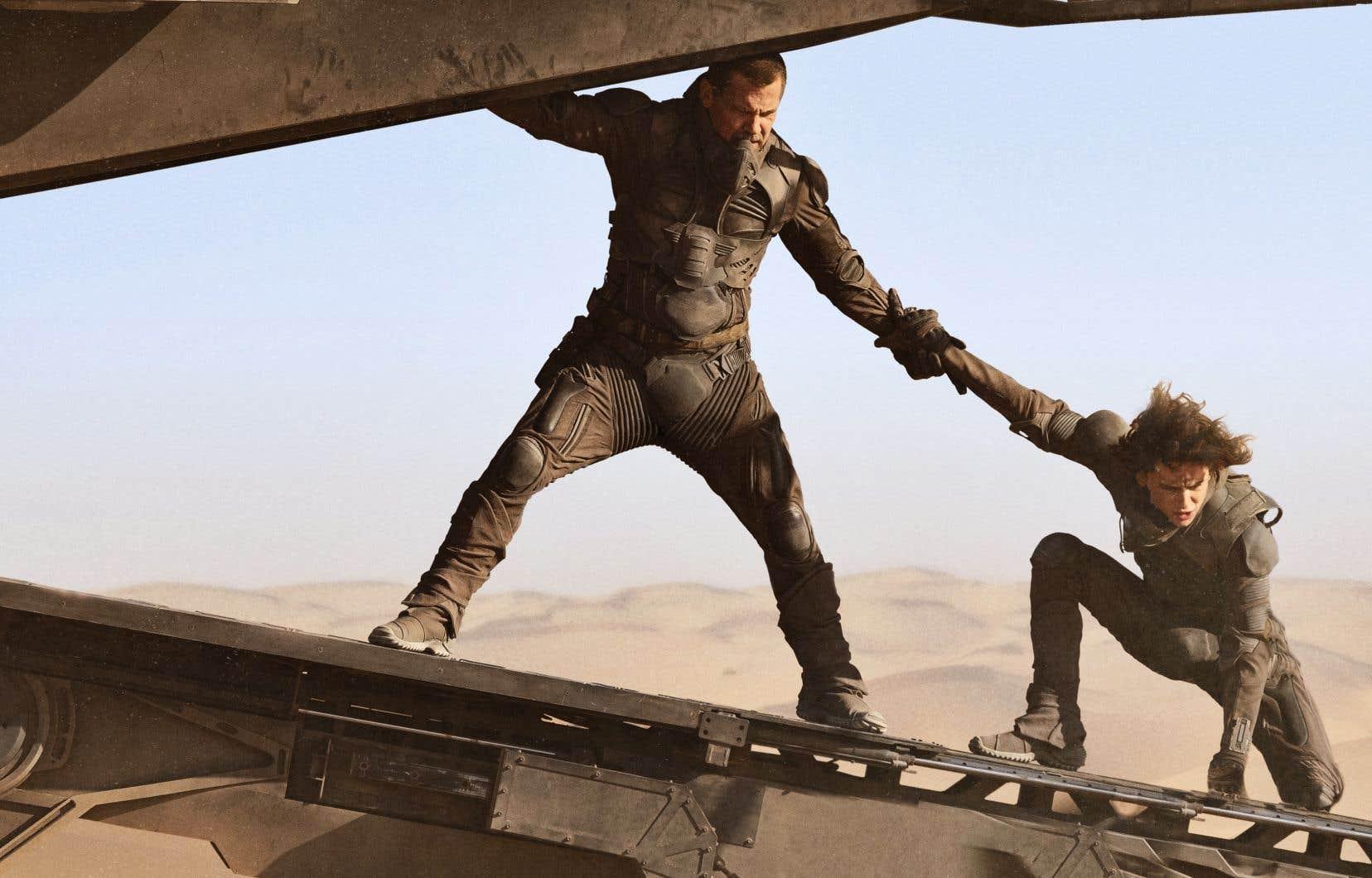 Le très attendu «Dune», de Denis Villeneuve, avec entre autres Josh Brolin et Timothée Chalamet