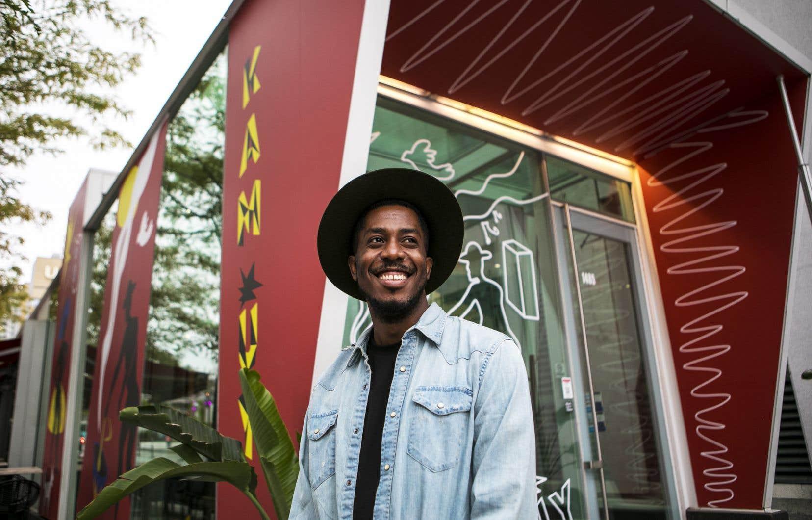 Le chef Paul Harry Toussaint présente son tout nouveau projet, le restaurant Kamúy.
