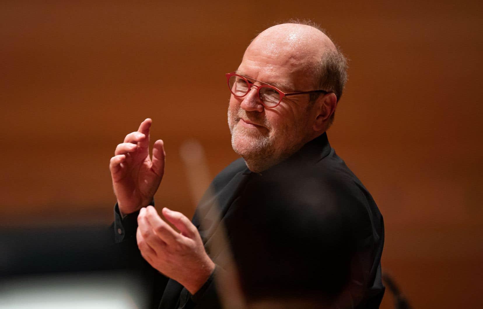 On sentait  l'affinité du chef Bernard Labadie avec l'OSM dans les concerts  de samedi et  de dimanche.