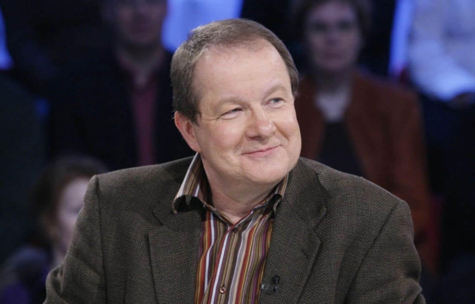 Hervé Kempf est journaliste au quotidien Le Monde<br />
