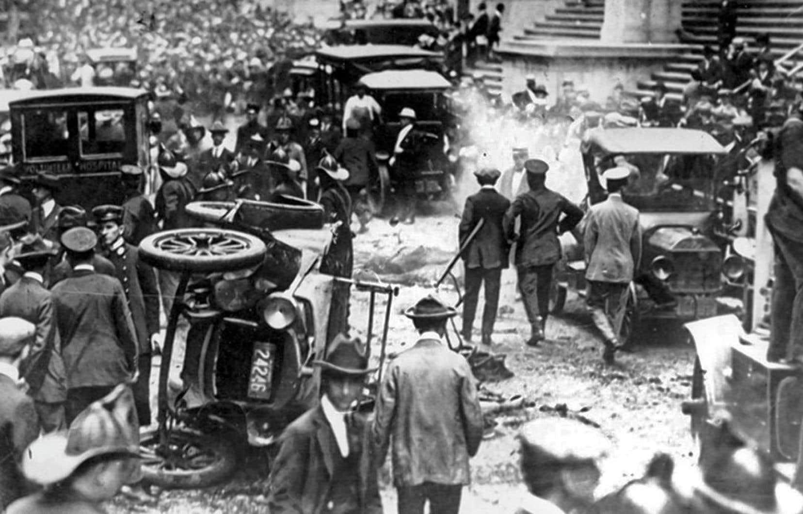 L'attentat de Wall Street de 1920 est demeuré le plus meurtrier de l'histoire des États-Unis jusqu'à celui d'Oklahoma en 1995 et le pire de New York jusqu'aux attaques du 11septembre 2001.