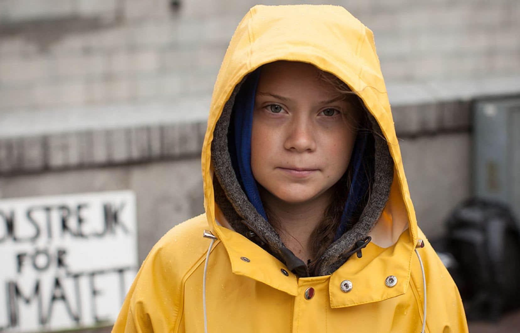 Le cinéaste a suivi pour son film la militante depuis ses premières grèves scolaires en 2018, à 15ans.