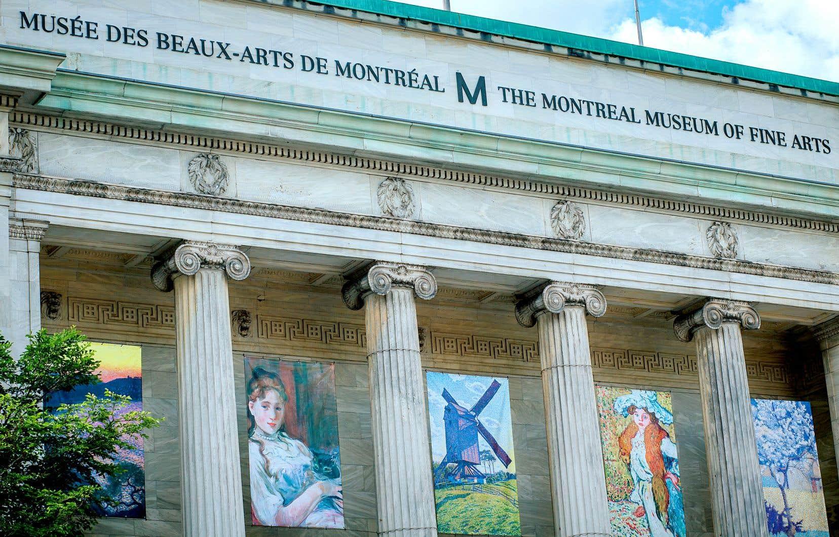 Sans avoir un droit de regard direct sur les affaires du Musée, Québec est son plus important soutien financier (16millions l'an dernier).