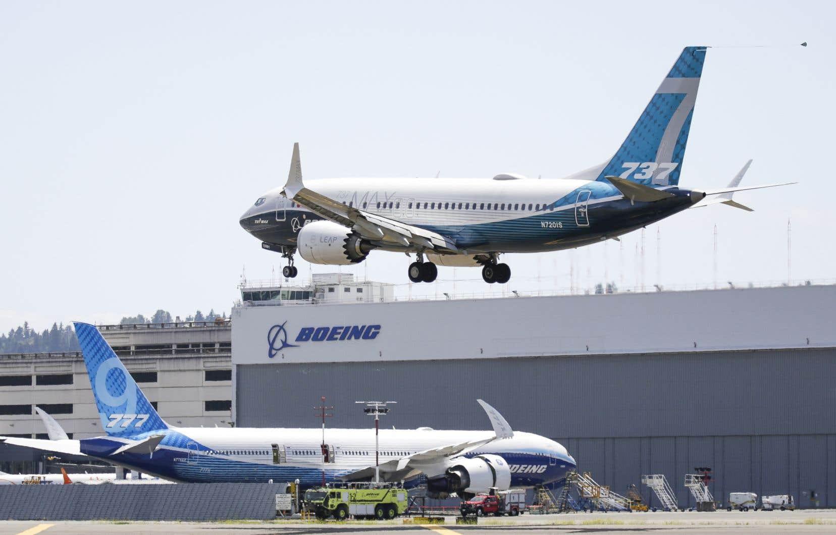 Le rapport met en avant cinq thèmes, à commencer par la forte pression financière exercée sur Boeing et le programme du 737 MAX pour faire vite, afin de mieux concurrencer l'Airbus A320 Neo.