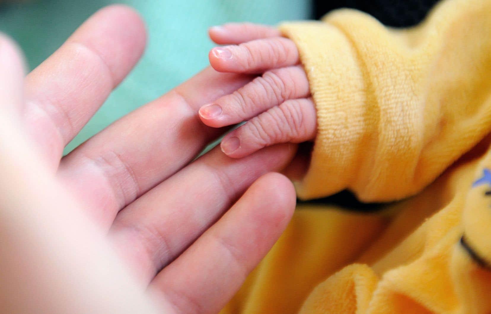 Au printemps, la hausse soudaine de la mortalité a fait que le nombre des décès (21100) a excédé celui des naissances (20750) qui contribuent à la croissance naturelle de la population québécoise.