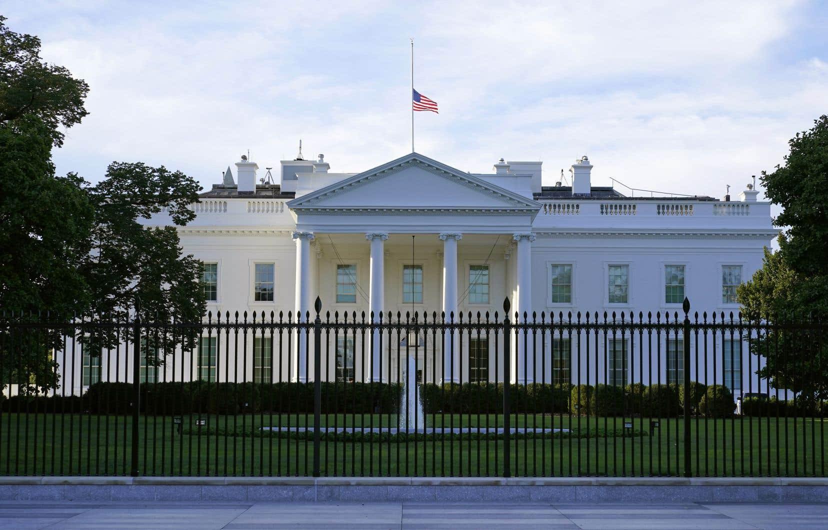 La lettre adressée à la Maison Blanche contenait de la ricine, un puissant poison.
