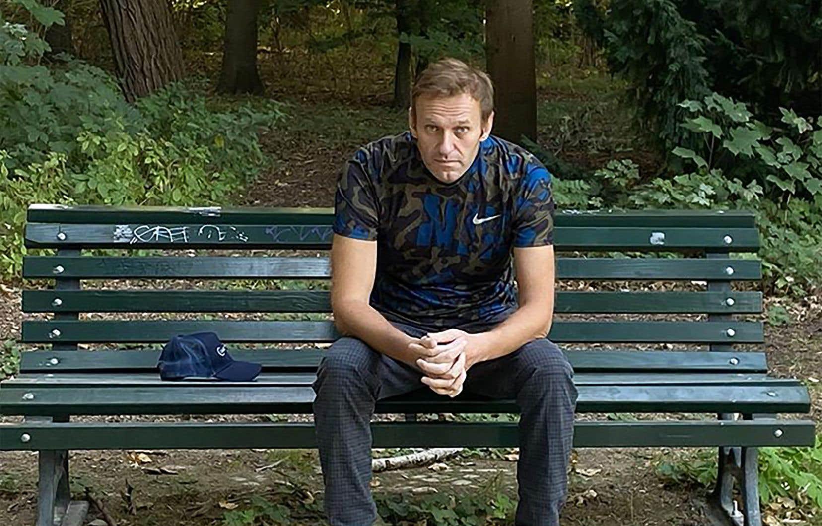 M.Navalny, 44ans, a posté ces derniers jours plusieurs photos sur Instagram où il apparaît amaigri, les yeux encore cernés.