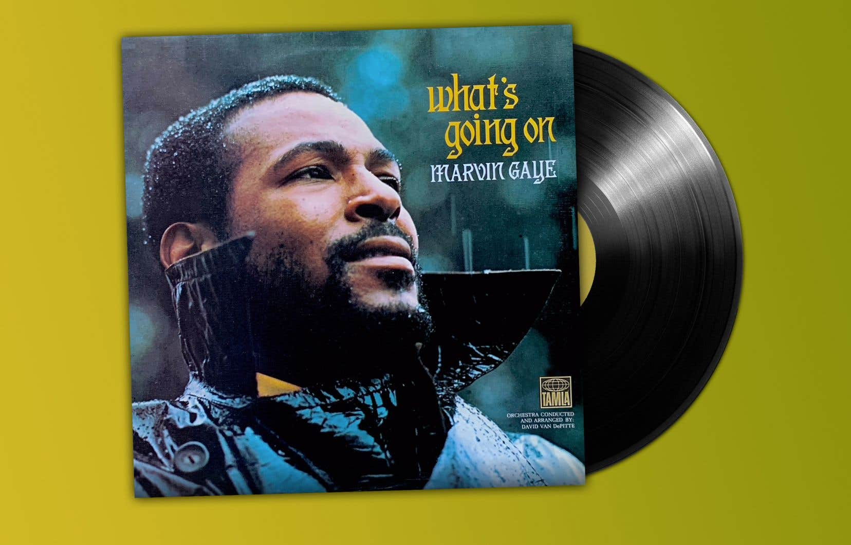 L'album «What's Going On» de Marvin Gaye a détrôné «Sgt. Pepper's Lonely Hearts Club Band» des Beatles.