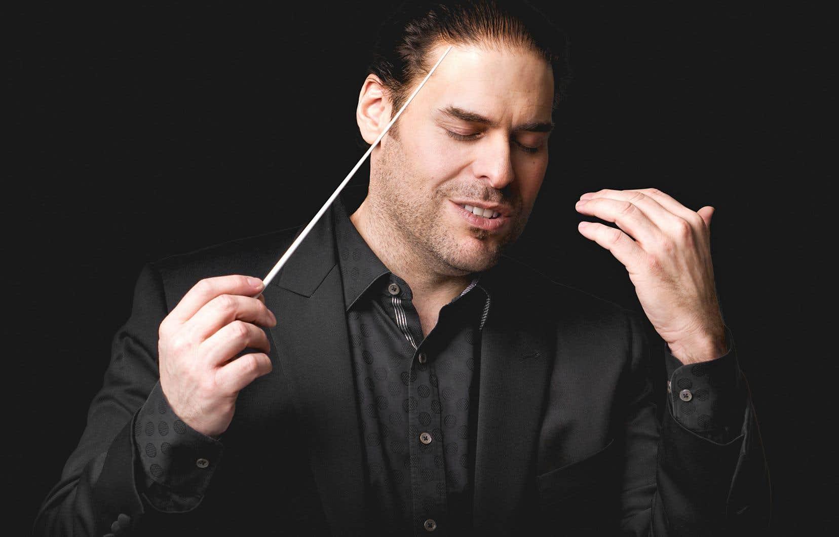 Jean-Marie Zeitouni s'émeut d'une relation «très profonde avec les musiciens».