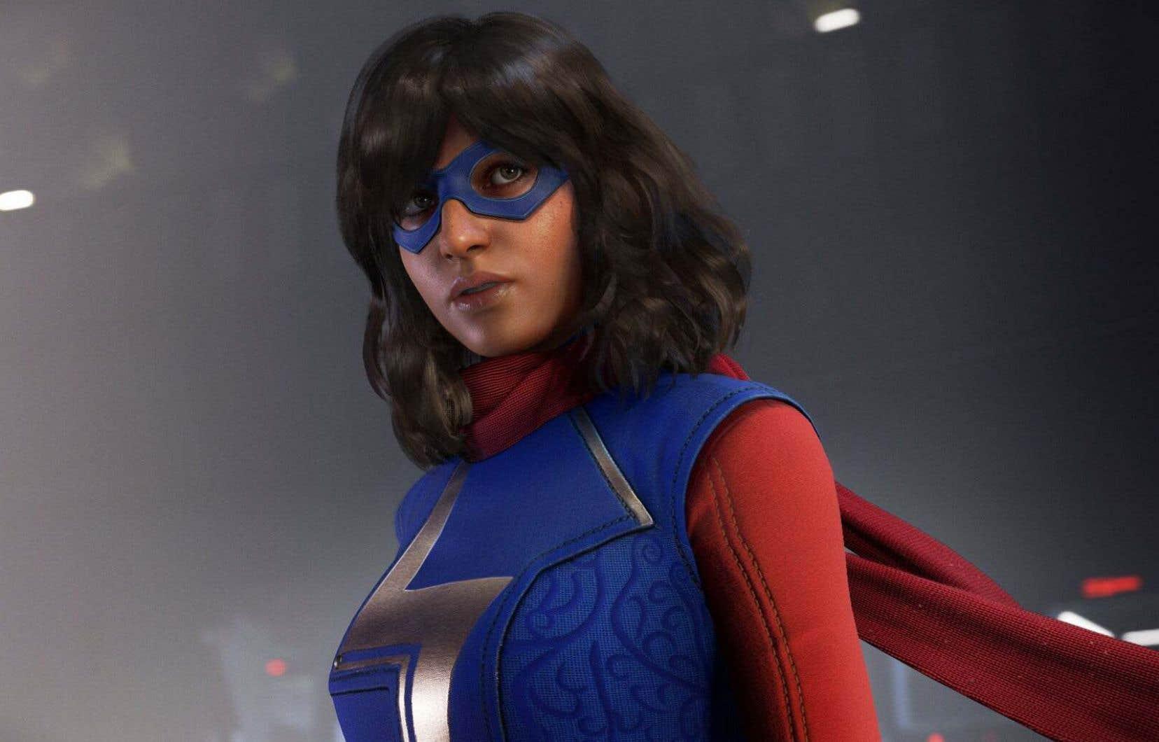 Le récit est structuré autour de l'histoire de Kamala Khan, alias «Miss Marvel».