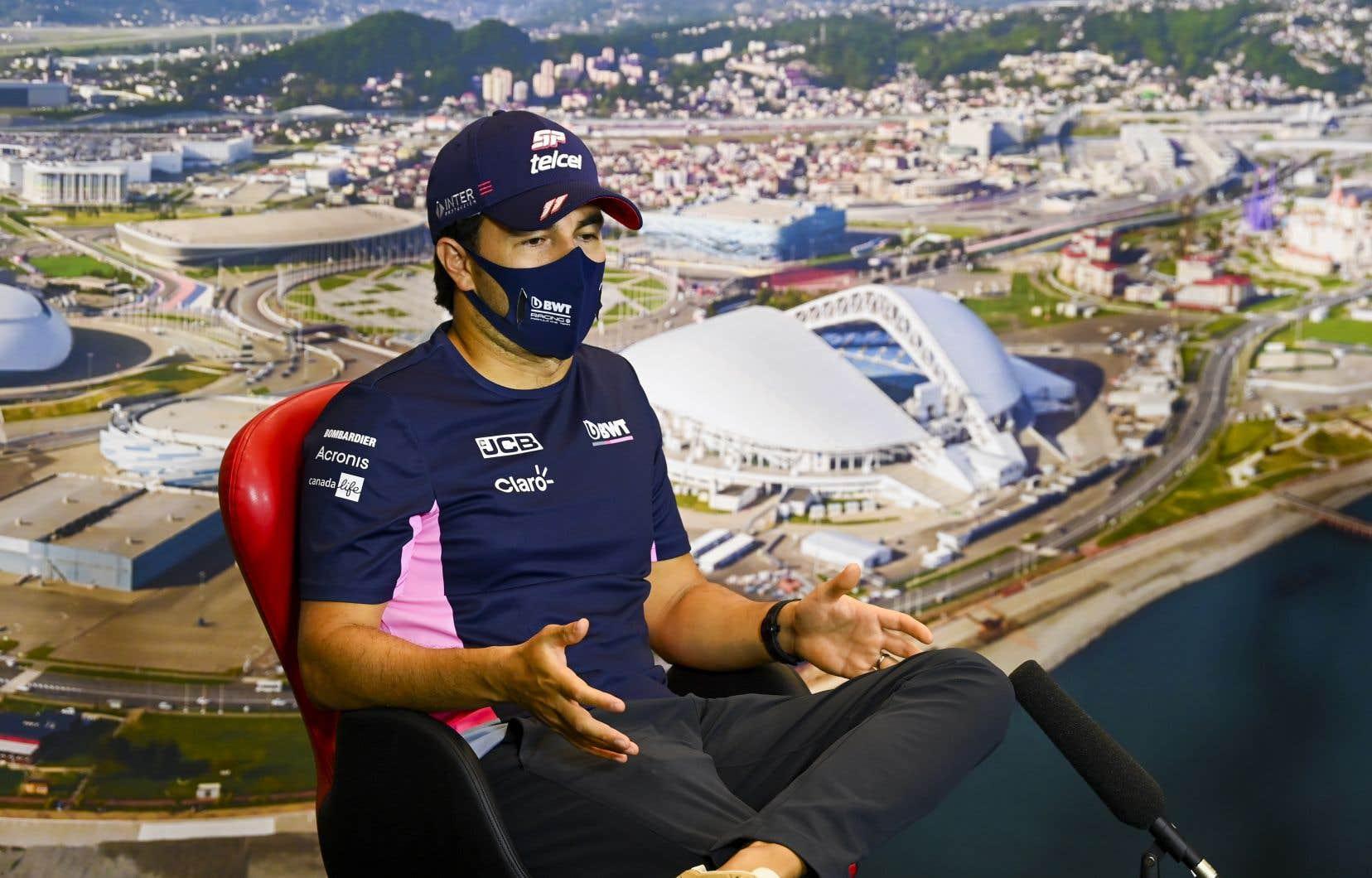 Coïncidence ou non, Perez participera au Grand Prix ce week-end avec une voiture qui ne sera pas équipée de nouvelles améliorations techniques.